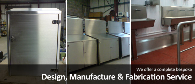 Design, Manufacture & Fabrication