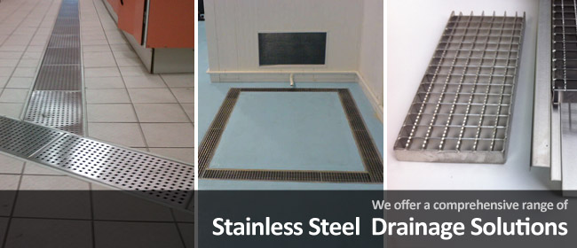 Stainless Steel Drainage Solutions
